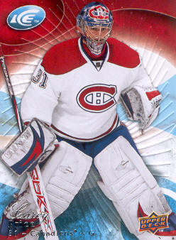 2009-10 Upper Deck Ice #27 Carey Price