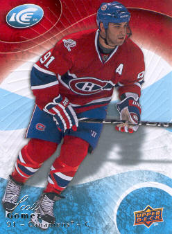 2009-10 Upper Deck Ice #28 Scott Gomez