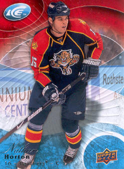 2009-10 Upper Deck Ice #30 Nathan Horton