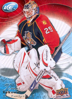 2009-10 Upper Deck Ice #31 Tomas Vokoun