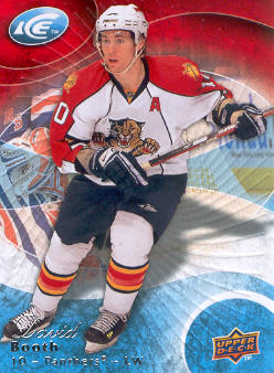 2009-10 Upper Deck Ice #32 David Booth