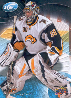 2009-10 Upper Deck Ice #34 Ryan Miller