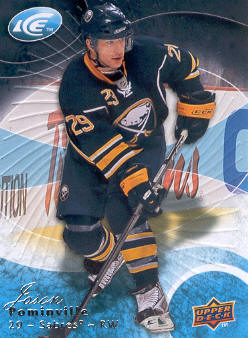 2009-10 Upper Deck Ice #35 Jason Pominville