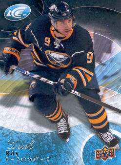 2009-10 Upper Deck Ice #36 Derek Roy