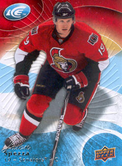2009-10 Upper Deck Ice #37 Jason Spezza
