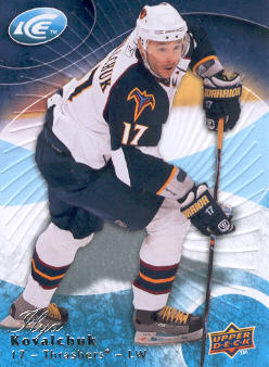 2009-10 Upper Deck Ice #44 Ilya Kovalchuk
