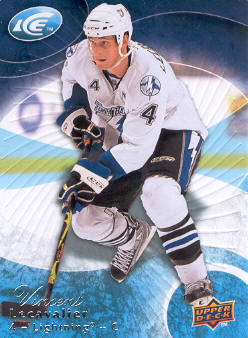 2009-10 Upper Deck Ice #47 Vincent Lecavalier