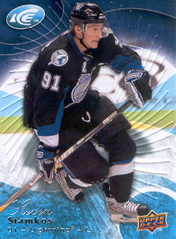 2009-10 Upper Deck Ice #49 Steven Stamkos