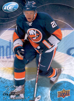 2009-10 Upper Deck Ice #52 Kyle Okposo