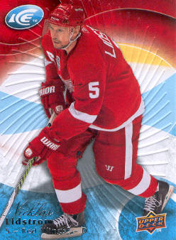 2009-10 Upper Deck Ice #58 Nicklas Lidstrom