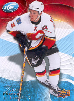 2009-10 Upper Deck Ice #70 Dion Phaneuf
