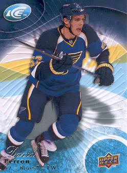2009-10 Upper Deck Ice #73 David Perron