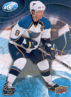2009-10 Upper Deck Ice #74 Paul Kariya
