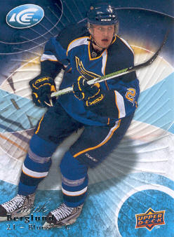 2009-10 Upper Deck Ice #75 Patrik Berglund
