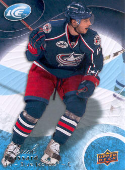 2009-10 Upper Deck Ice #78 Derick Brassard