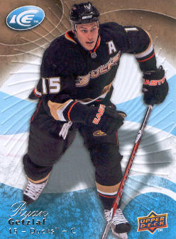 2009-10 Upper Deck Ice #79 Ryan Getzlaf
