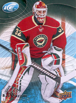 2009-10 Upper Deck Ice #83 Niklas Backstrom