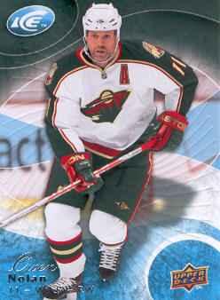 2009-10 Upper Deck Ice #84 Owen Nolan