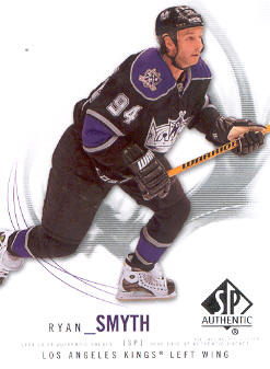 2009-10 SP Authentic #84 Ryan Smyth