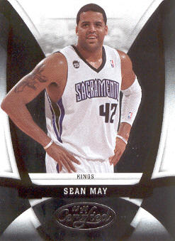 2009-10 Certified #77 Sean May