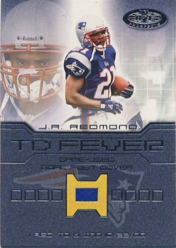 2001 Hot Prospects TD Fever #11 J.R. Redmond