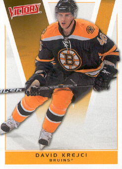 2010-11 Upper Deck Victory #13 David Krejci