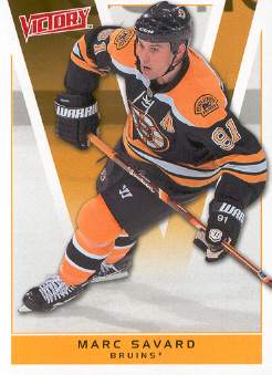 2010-11 Upper Deck Victory #15 Marc Savard