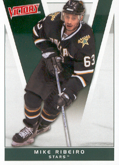 2010-11 Upper Deck Victory #63 Mike Ribeiro