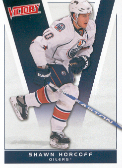 2010-11 Upper Deck Victory #75 Shawn Horcoff