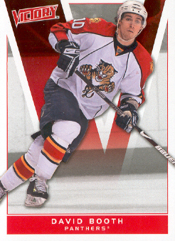 2010-11 Upper Deck Victory #78 David Booth