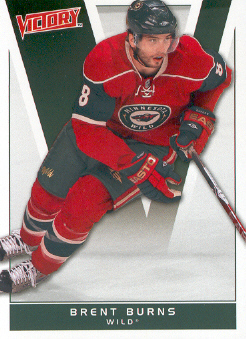 2010-11 Upper Deck Victory #93 Brent Burns
