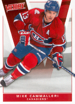 2010-11 Upper Deck Victory #98 Mike Cammalleri