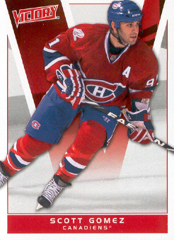 2010-11 Upper Deck Victory #99 Scott Gomez