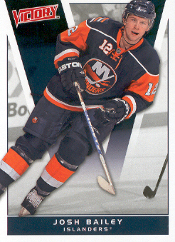 2010-11 Upper Deck Victory #119 Josh Bailey