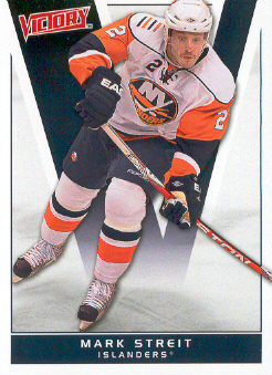 2010-11 Upper Deck Victory #123 Mark Streit