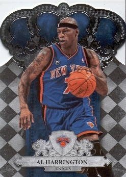 2009-10 Crown Royale #8 Al Harrington