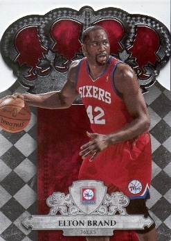 2009-10 Crown Royale #14 Elton Brand