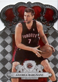 2009-10 Crown Royale #16 Andrea Bargnani