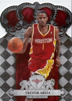2009-10 Crown Royale #25 Trevor Ariza