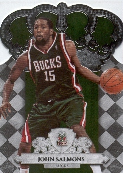 2009-10 Crown Royale #36 John Salmons