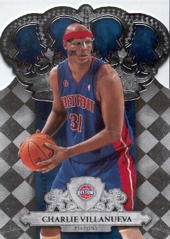 2009-10 Crown Royale #42 Charlie Villanueva