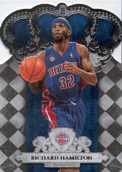 2009-10 Crown Royale #43 Richard Hamilton