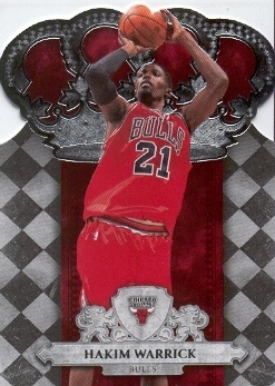 2009-10 Crown Royale #49 Hakim Warrick