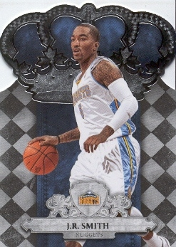 2009-10 Crown Royale #53 J.R. Smith
