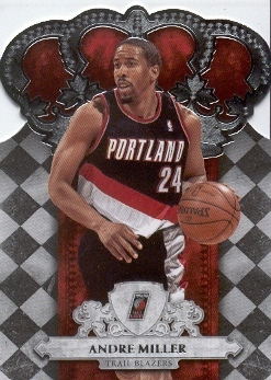 2009-10 Crown Royale #58 Andre Miller