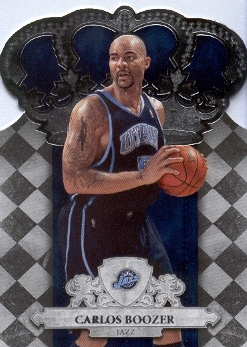 2009-10 Crown Royale #64 Carlos Boozer