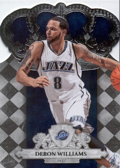 2009-10 Crown Royale #65 Deron Williams