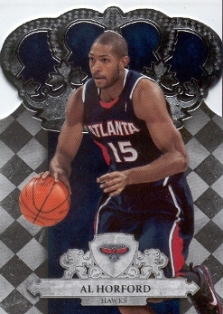 2009-10 Crown Royale #67 Al Horford