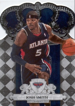 2009-10 Crown Royale #70 Josh Smith