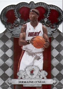 2009-10 Crown Royale #75 Jermaine O'Neal